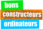 Logo bons constructeurs